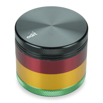 Aircraft Aluminium 4-part Rasta Grinder - 55mm