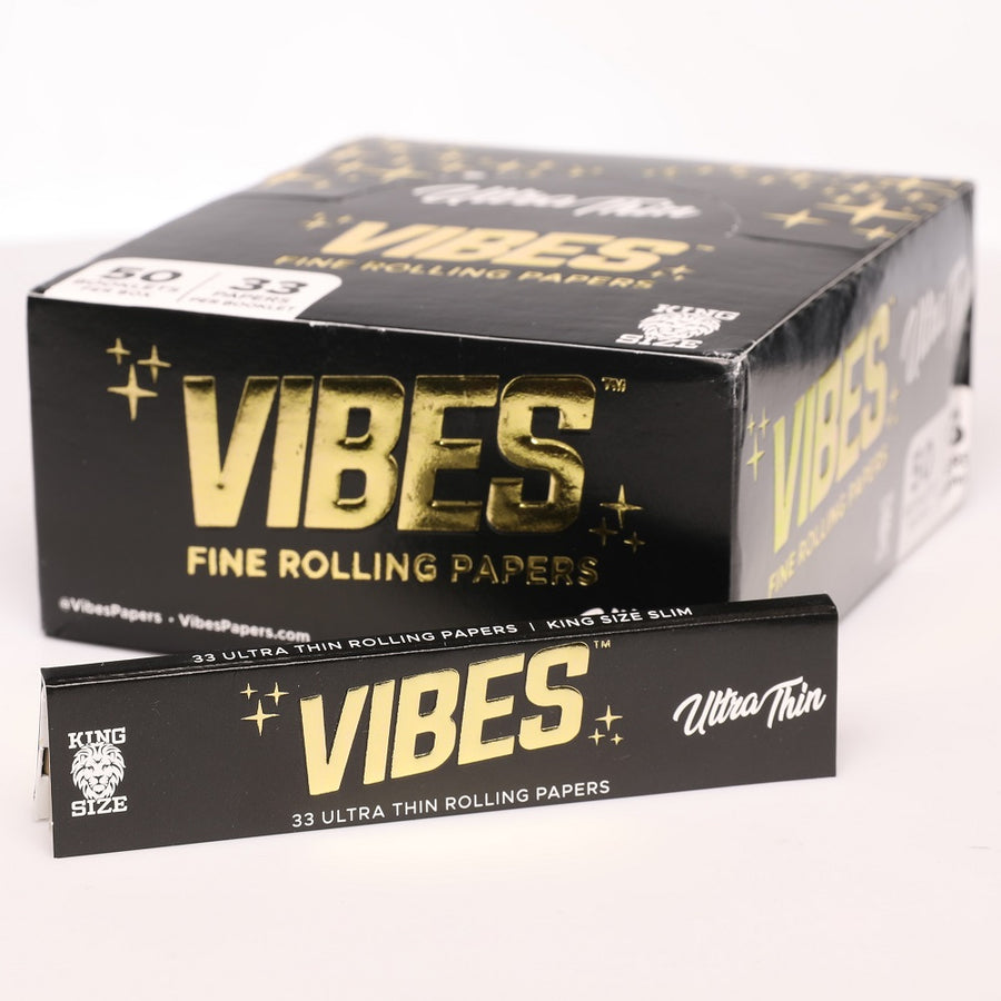 Vibes Ultra Thin King Size Slims