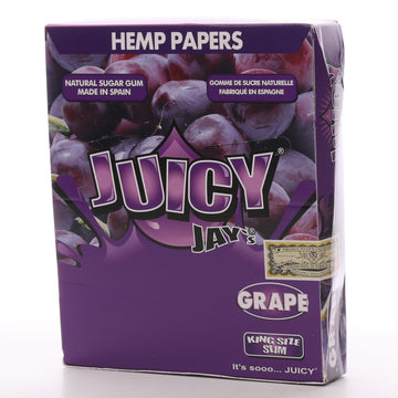 Juicy Jay's King Size Slim - Grape