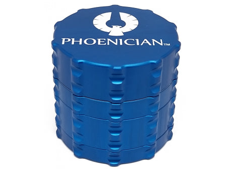 Phoenician Engineering Medium 4-part Aluminium Grinder - 60mm