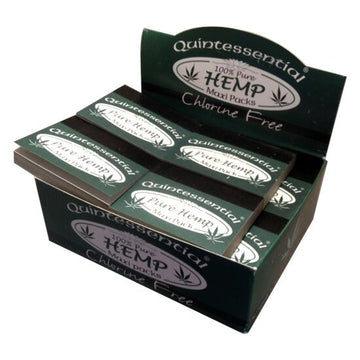 Quintessential Pure Hemp Tips Maxi Pack
