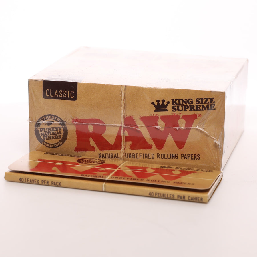 Raw Classic King Size Supreme