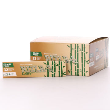 Rizla Bamboo King Size Slim Connoisseurs