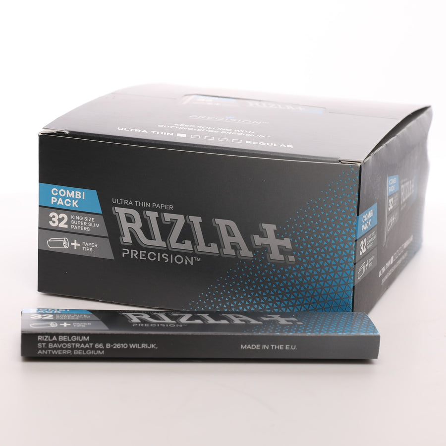 Rizla Precision King Size Slim Connoisseurs