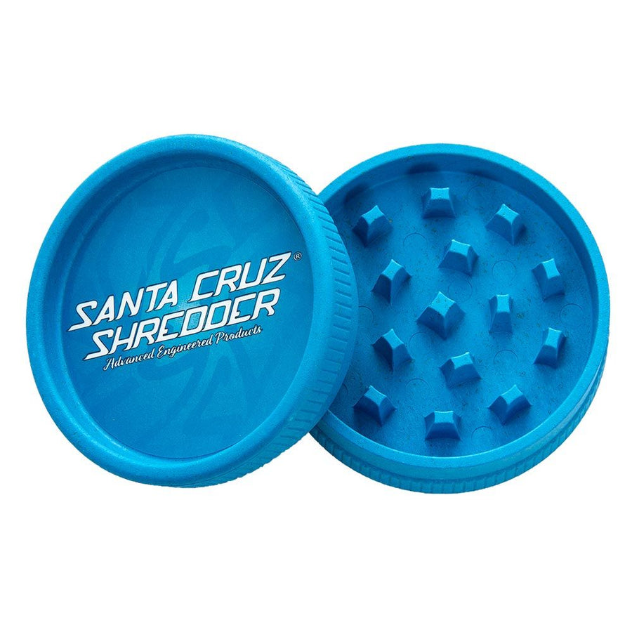 Santa Cruz Shredder Hemp Grinder - 2pc