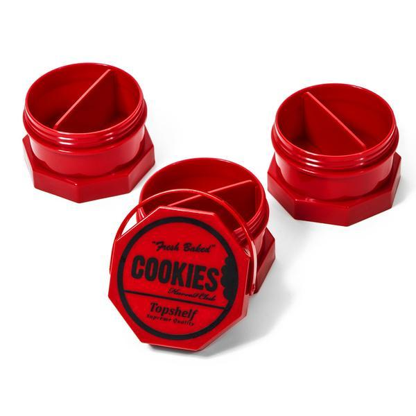 Cookies Multi-Section Storage Jar