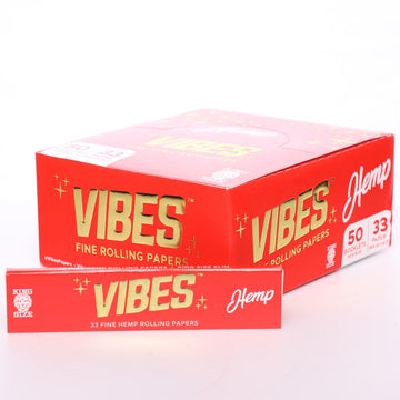 Vibes Hemp King Size Slims