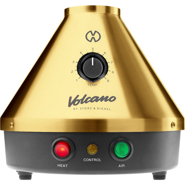 Volcano Classic Vaporizer - Gold Limited Edition