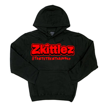 Official Zkittlez Hoodie - Red