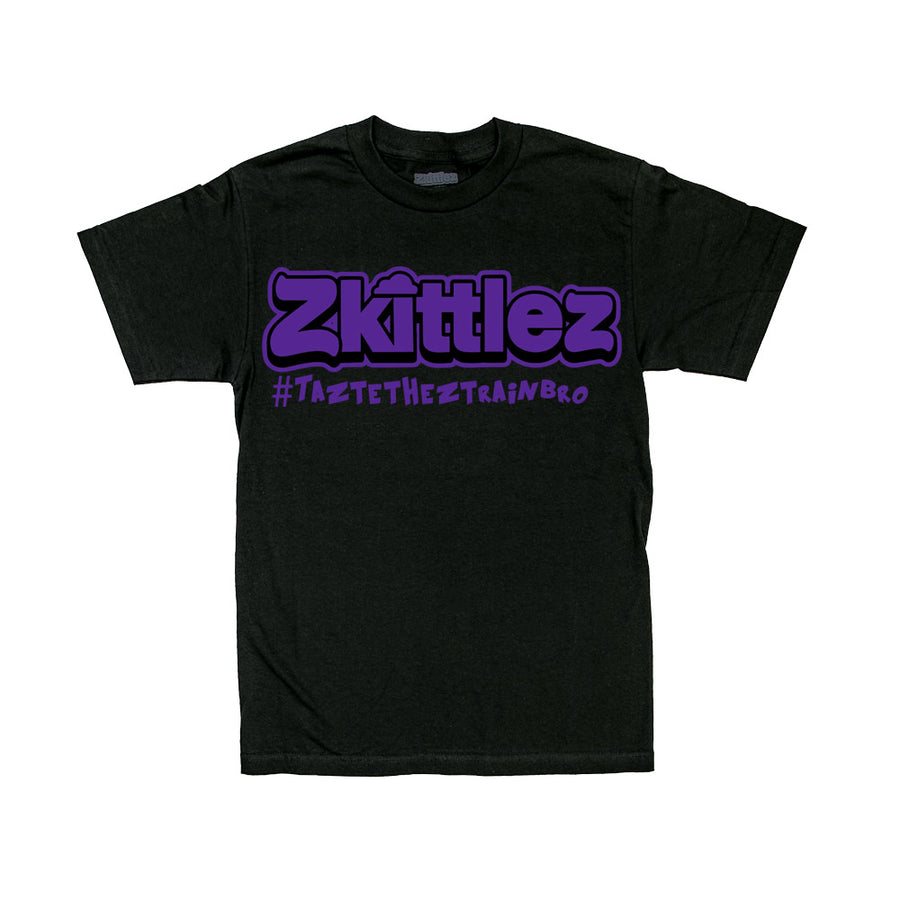 Official Zkittlez Tshirt - Purple