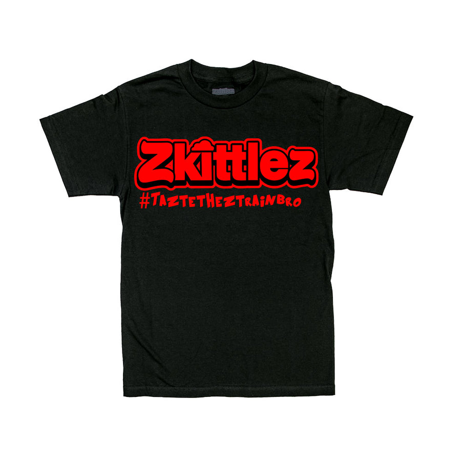 Official Zkittlez Tshirt - Red