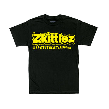 Official Zkittlez Tshirt - Yellow