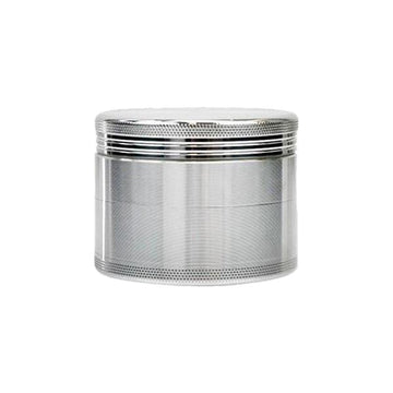 Space Case Aluminium 4-part Grinder - 50mm-88mm