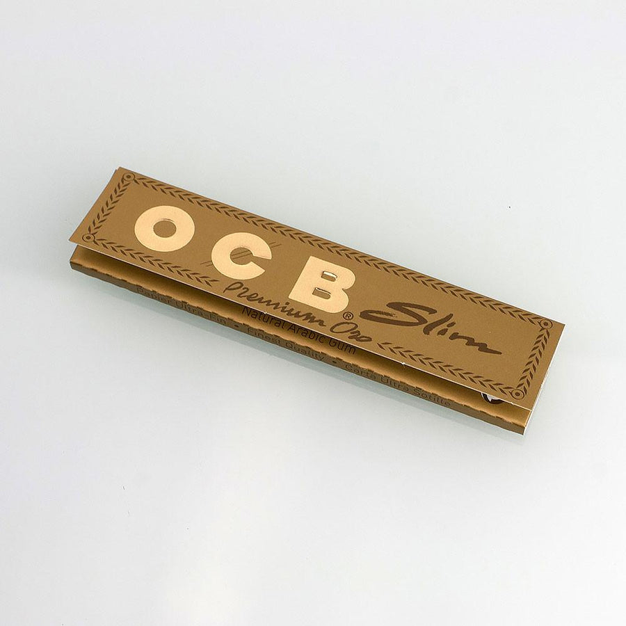 OCB Gold King Size Slims
