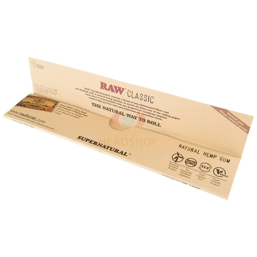 Raw Classic Supersize 30cm papers