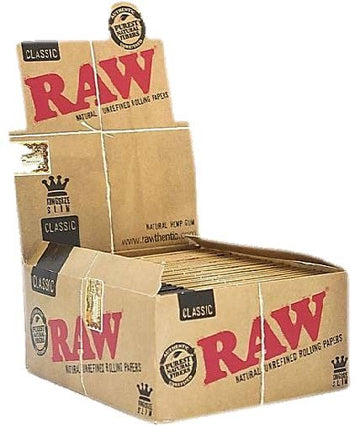 Raw Classic King Size Slims