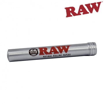 Raw Aluminium Doob Tube