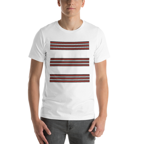 3 Multi-Stripe T-Shirt