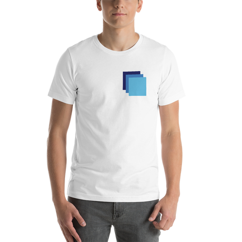 Overlapping Square T-Shirt