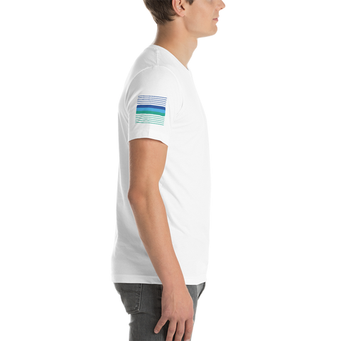 Sleeve Stripe T-Shirt