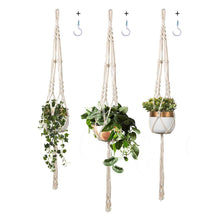 Load image into Gallery viewer, Plant Hanger Set of 3