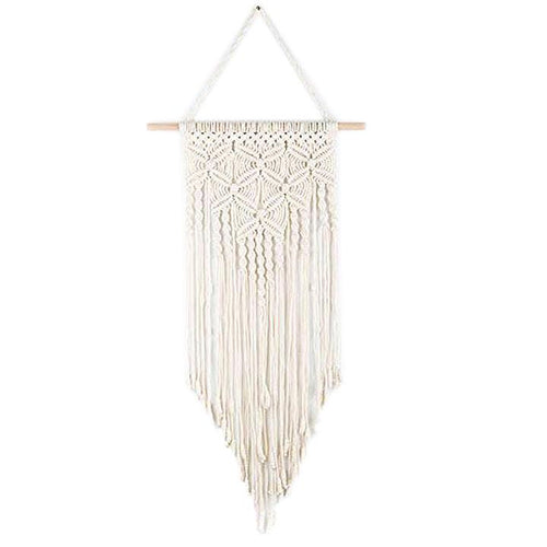 Macrame Wall Hanging Woven Tapestry Boho Wall Decor