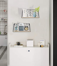 Load image into Gallery viewer, Floating Shelves Wall Mounted Set of 2
