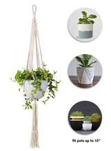 Load image into Gallery viewer, Plant Hanger 2 Different Designs