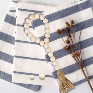 Wood Beads Garland 3 PCs