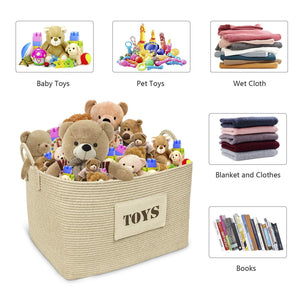 Large Toy Storage Basket