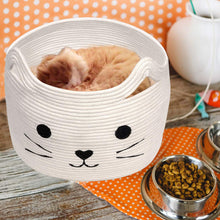 Load image into Gallery viewer, Petscare cat storage basket