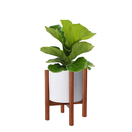 Mid Century Modern Plant Stand Pot Holder