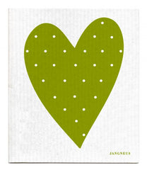Jangneus biodegradable eco dishcloth