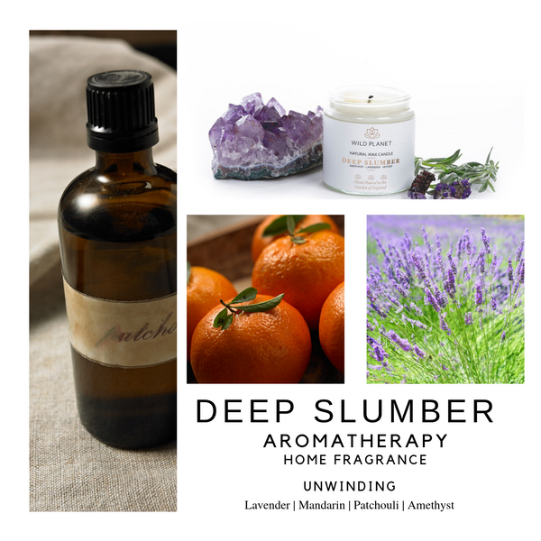 Wild Planet | Natural Pillow Mist | Deep Slumber