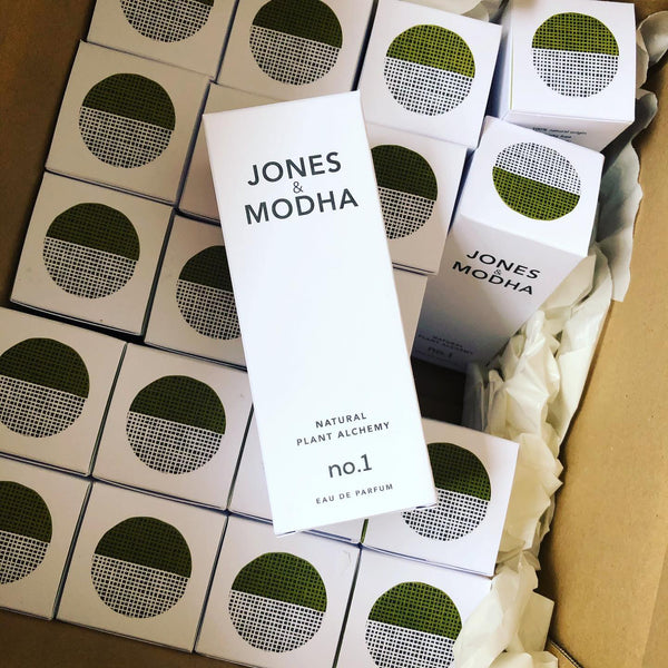 Jones and Modha | Eau de Parfum No. 1
