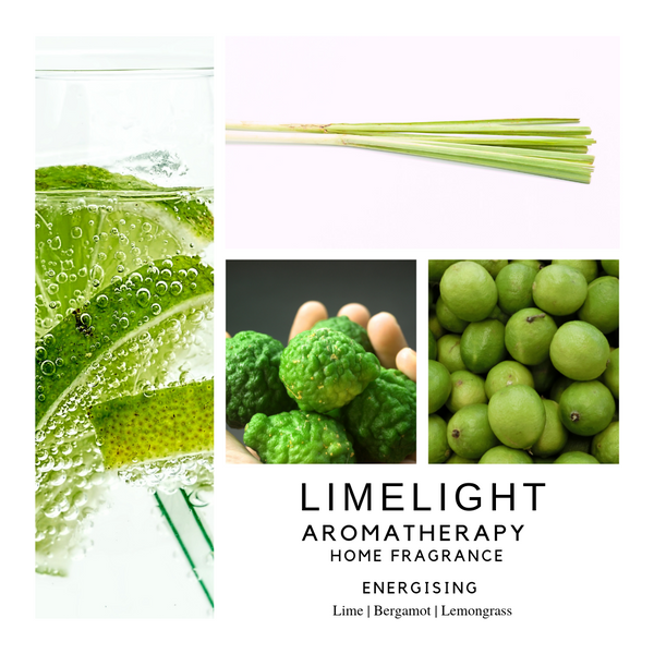 Natural Reed Diffuser | Limelight