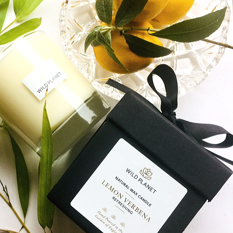 Wild Planet | Candle | Lemon Verbena