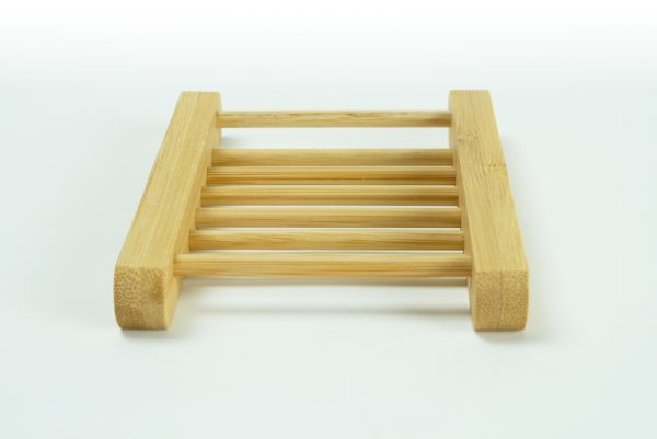 Friendly Soap | Bamboo Soap Rack