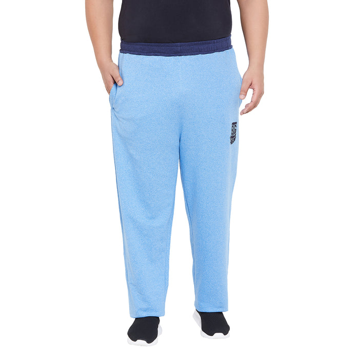 bigbanana Oxford-Sky Solid Track Pants