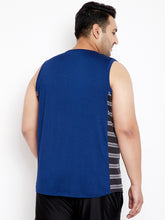 bigbanana Brad Colorblock Printed Vest