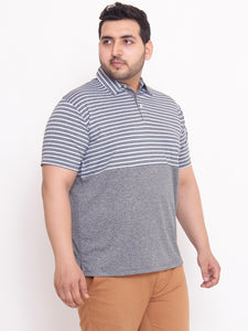 Alley Polo Grey T-shirt