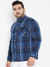Plus Size Long Sleeves Casual Shirts