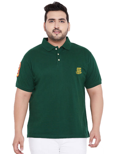 bigbanana TIM Bottle Green Polo T-Shirt