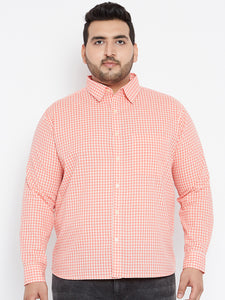 Long Sleeves HARRY  Yarn Dyed Casual Shirt