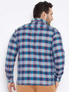 Plus Size Long Sleeves JOSEPH Casual Shirts