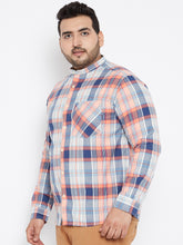 Long Sleeves Casual Shirts in Madras Checks