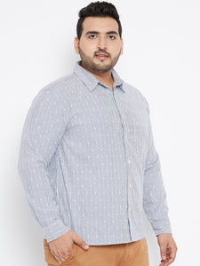 XL Long Sleeves OLIVER  Casual Shirt