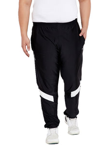 bigbanana Ollie Black Colorblock plus size Tracks