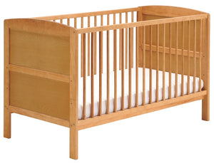 East Coast Hudson Cot Bed, Antique
