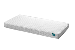 "East Coast Pocket Spring ""Cot Bed"" Mattress with Washable Cover"